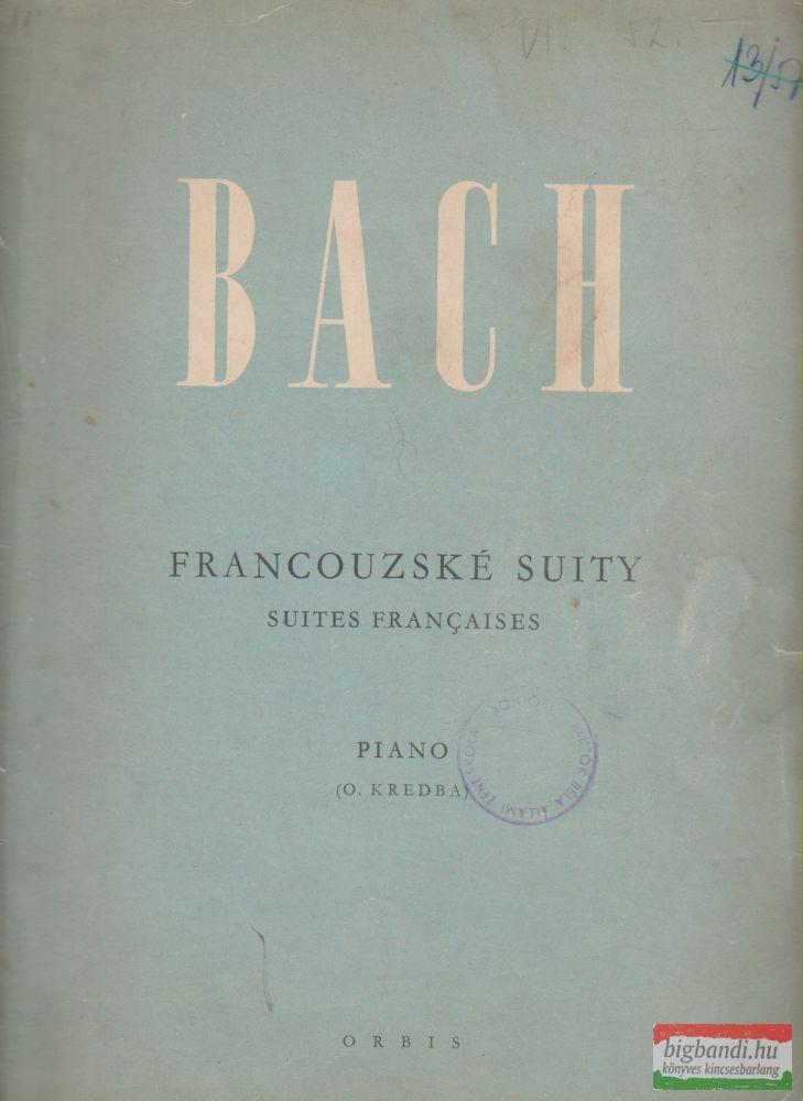 Bach - Francouzské Suity (Piano)