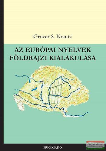 Az európai nyelvek földrajzi kialakulása