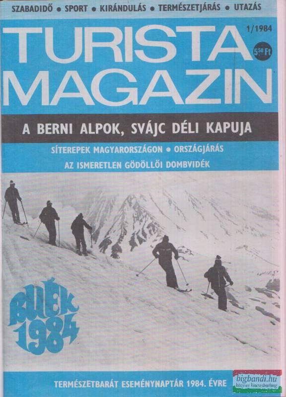 Turista magazin 1984.