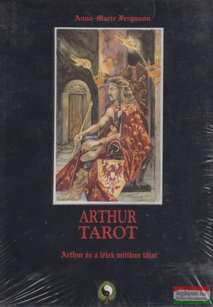 Arthur tarot (könyv + kártya)