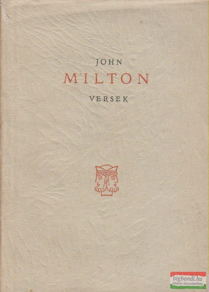 John Milton versek