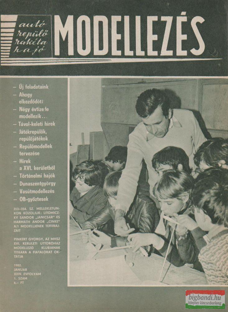 Modellezés XXIV. évfolyam, 1982/1.4.10.szám