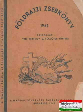 Földrajzi zsebkönyv 1943