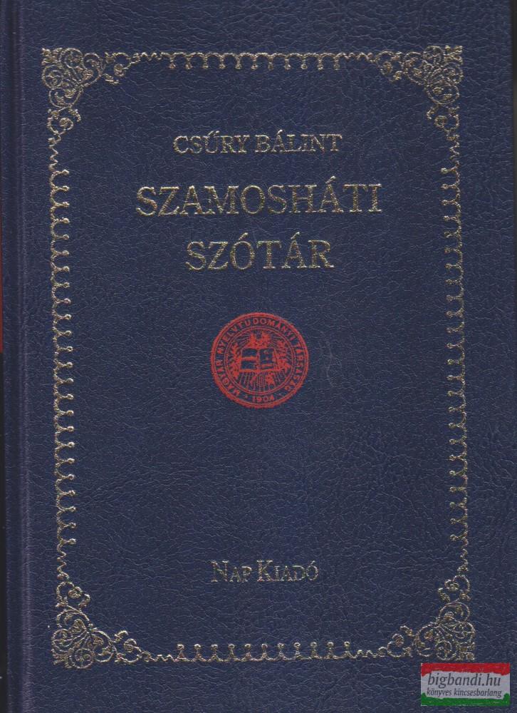 Szamosháti szótár