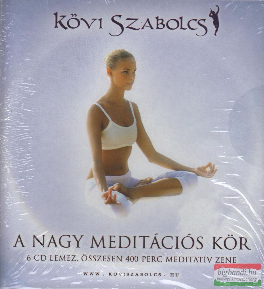 A Nagy meditációs kör - 6CD