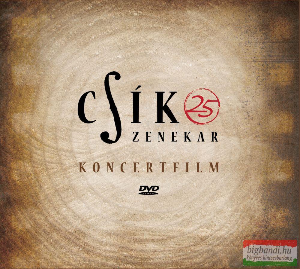Csík Zenekar: Koncertfilm DVD