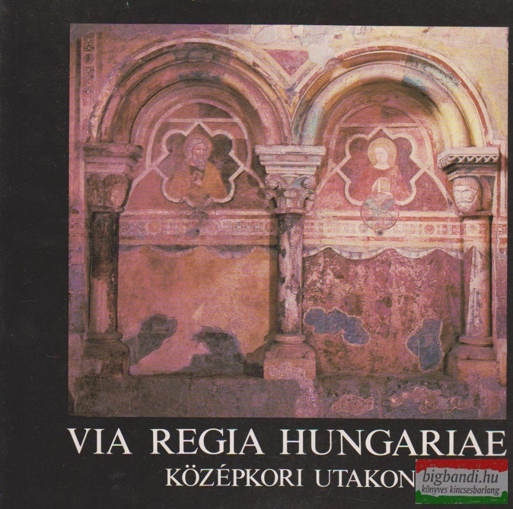 Via regia hungariae - Középkori utakon