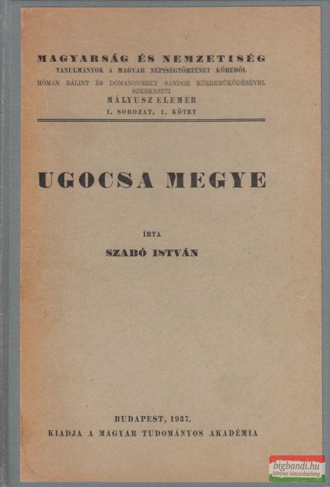 Ugocsa megye