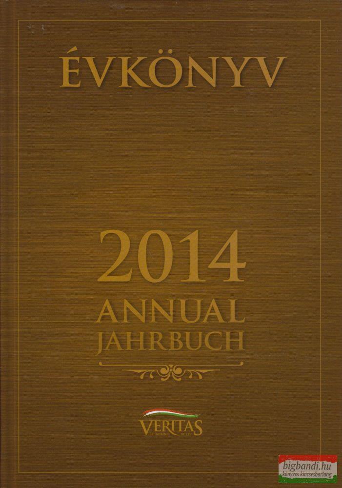 Veritas évkönyv 2014