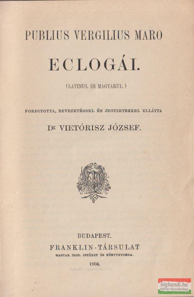 Publius Vergilius Maro eclogái