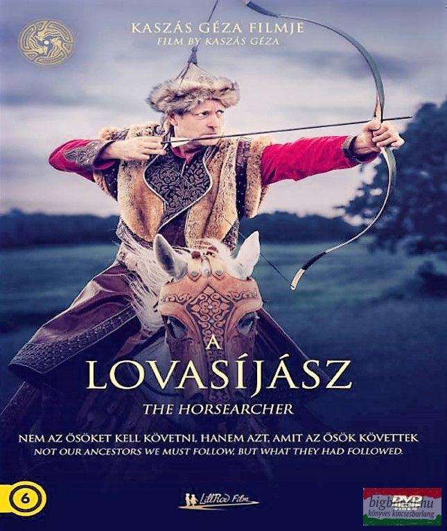 Kassai Lajos - A lovasíjász DVD - Kaszás Géza filmje