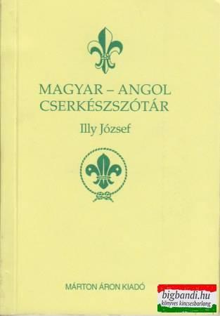 Magyar-angol, angol-magyar cserkészszótár