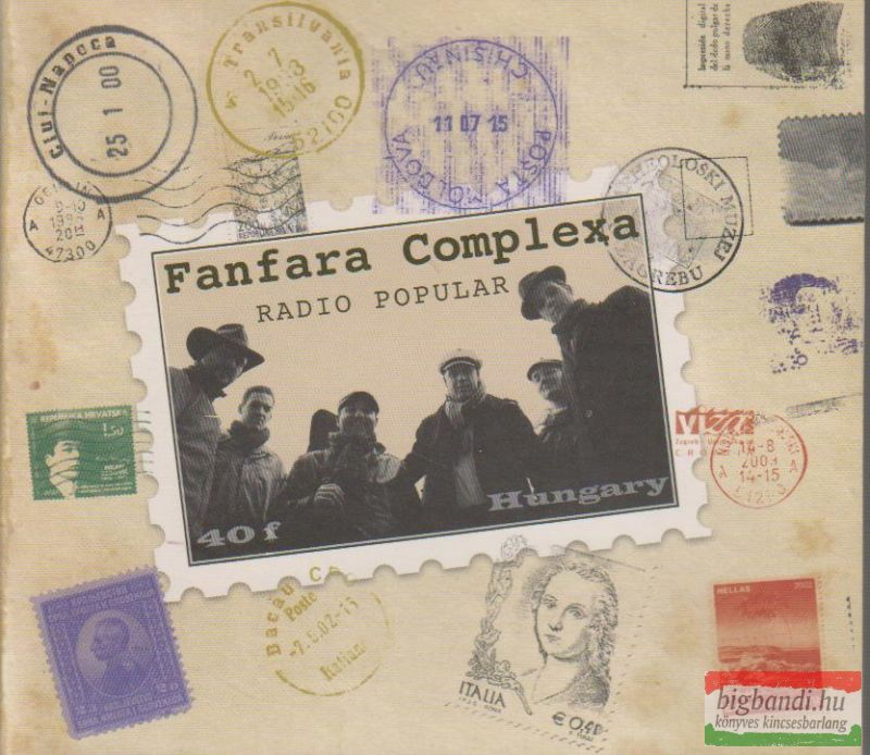 Fanfara Complexa: Radio popular CD