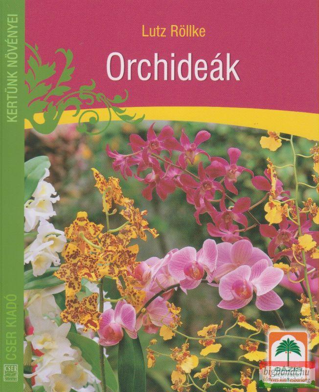 Lutz Röllke - Orchideák