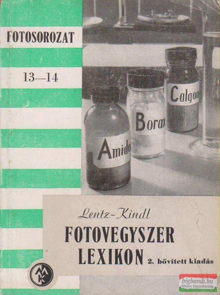 Fotovegyszer lexikon - Fotosorozat 13-14.