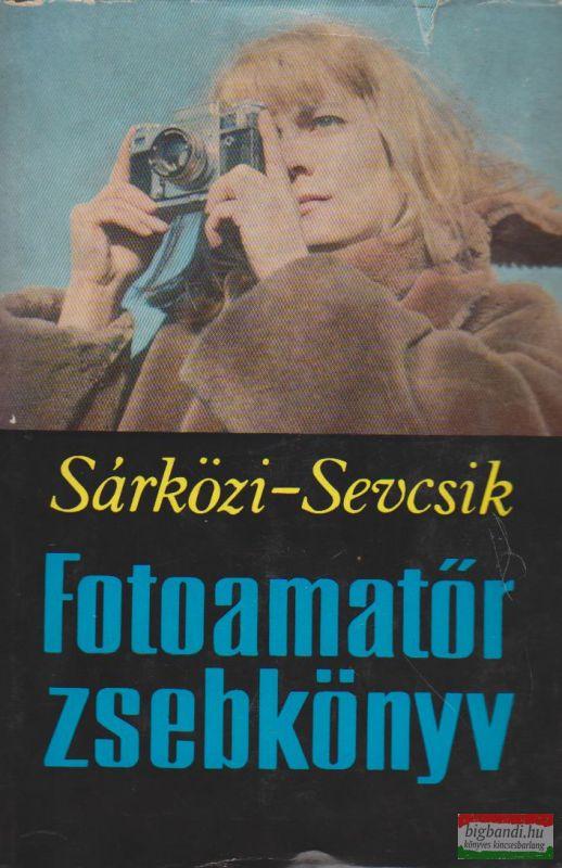 Fotoamatőr zsebkönyv