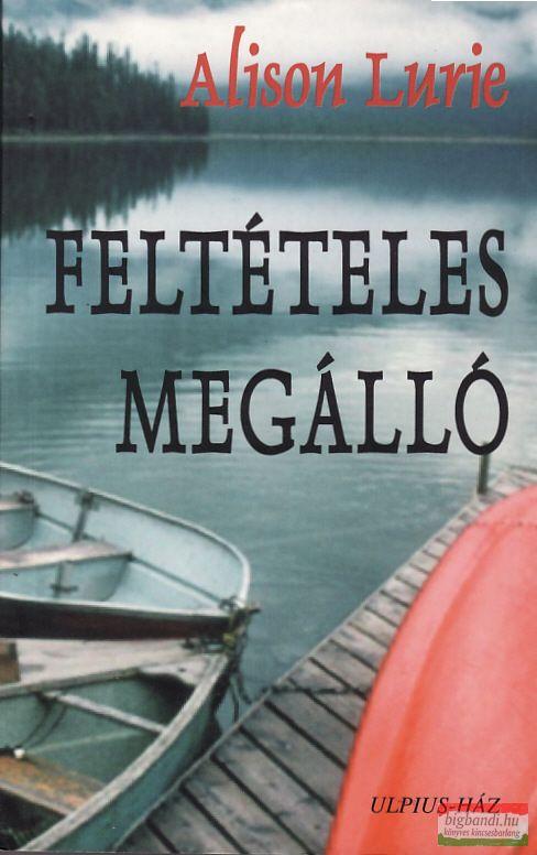 FELTÉTELES MEGÁLLÓ