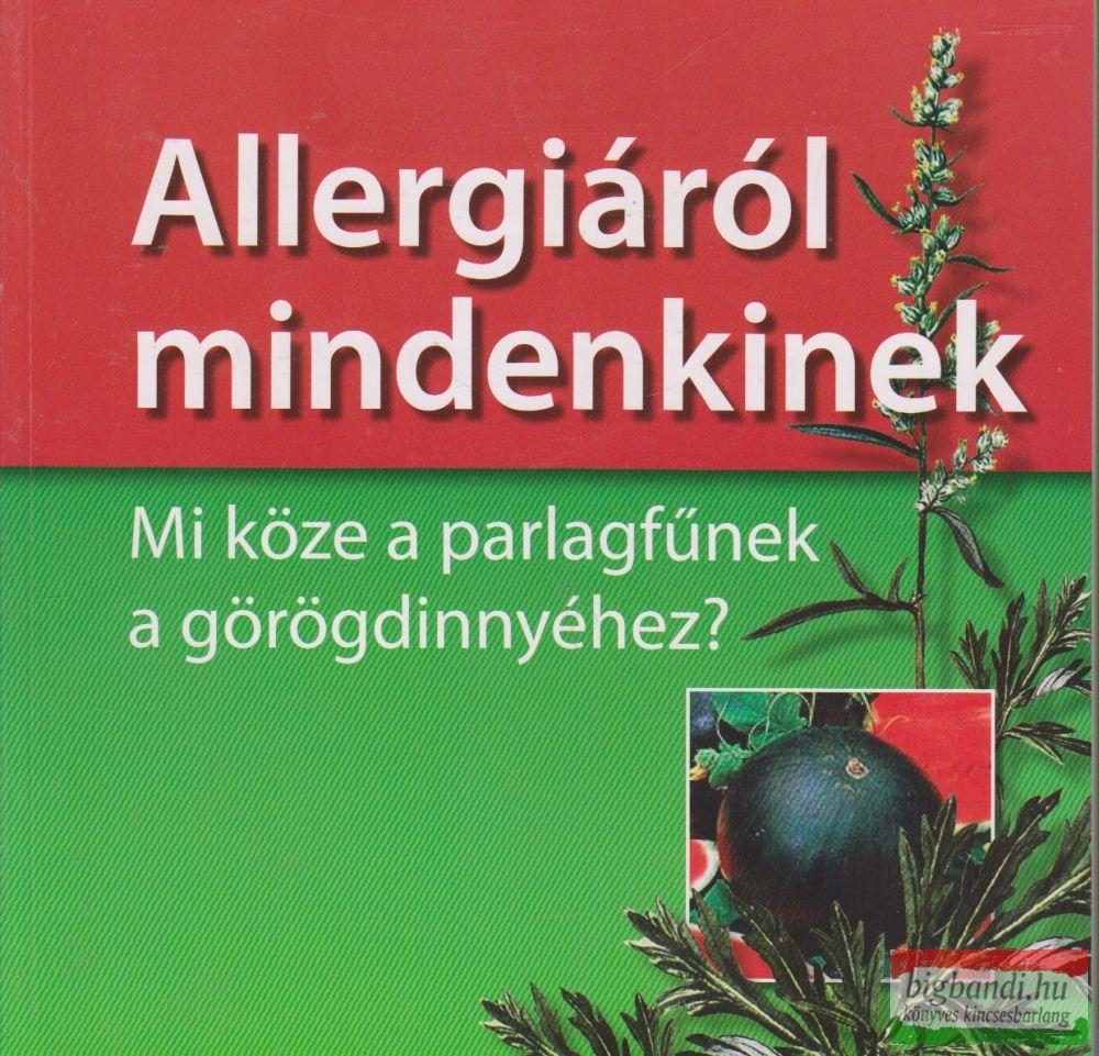 Allergiáról mindenkinek