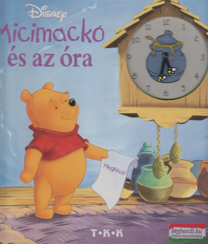 Walt Disney - Micimackó és az óra