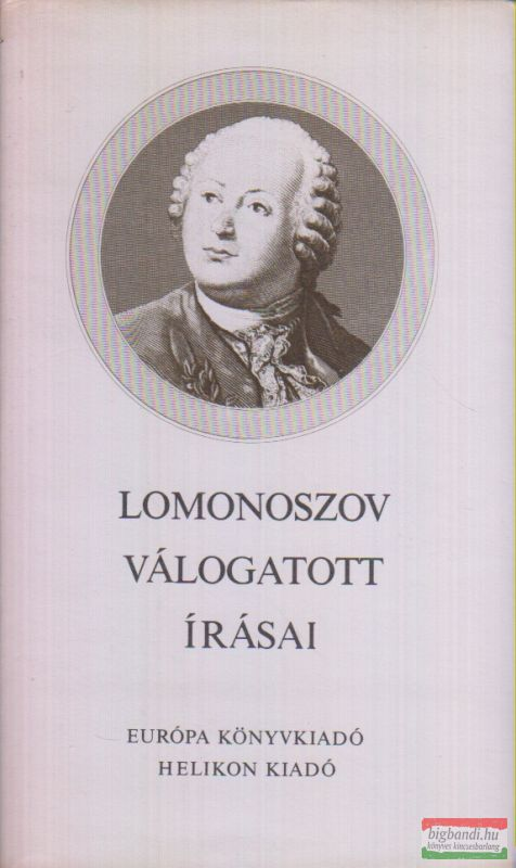 Lomonoszov válogatott írásai