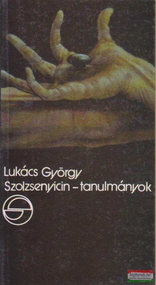 Szolzsenyicin-tanulmányok