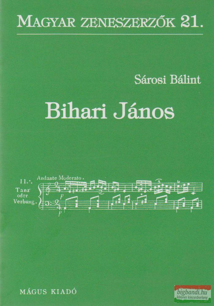 Bihari János