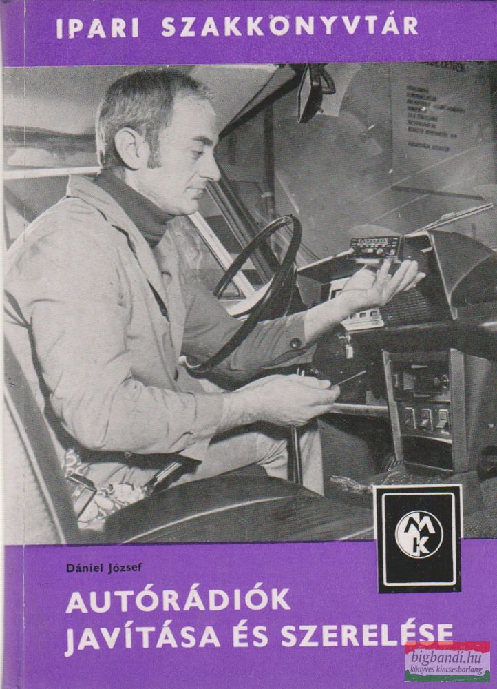 Autórádiók javítása és szerelése