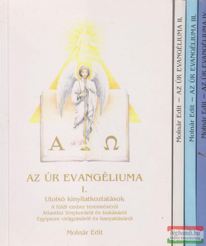 Az Úr Evangéliuma I-IV.