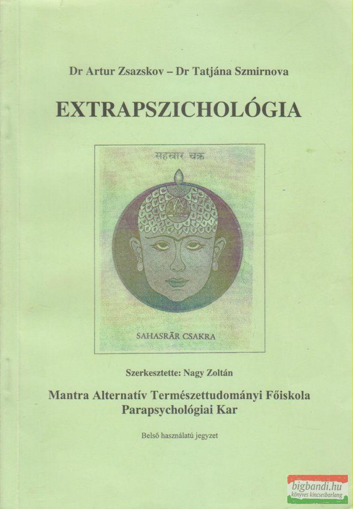 Extrapszichológia
