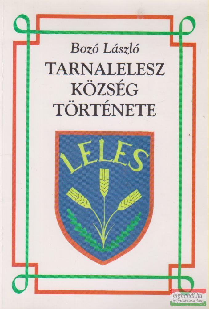 Tarnalelesz község története