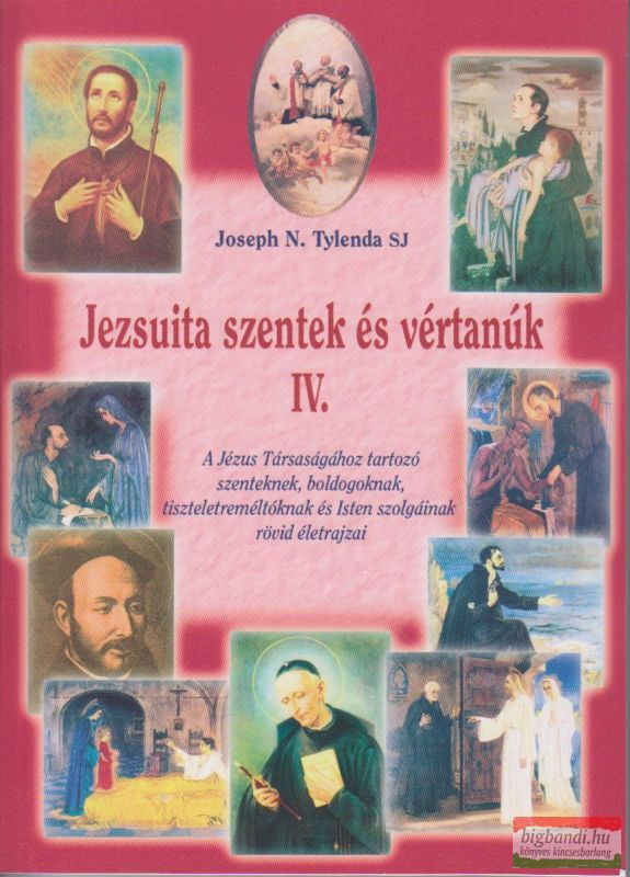 Jezsuita szentek és vértanúk IV.