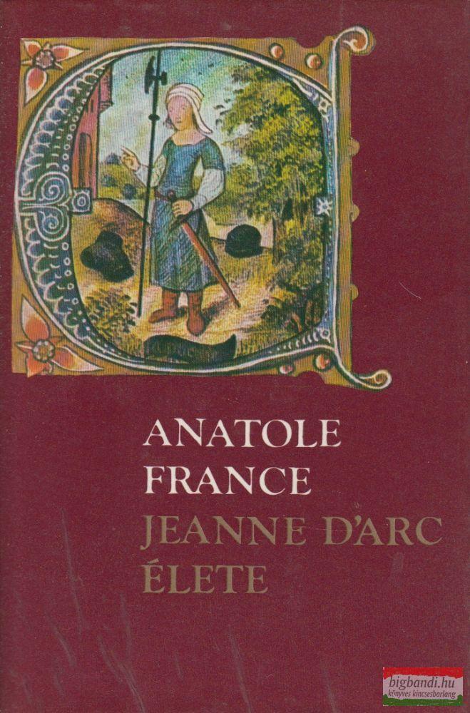 Jeanne D'Arc élete