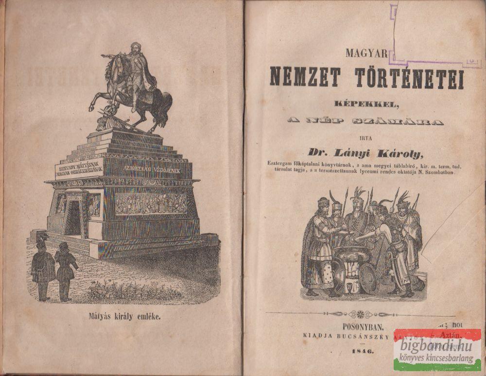 Magyar nemzet történetei képekkel, a nép számára