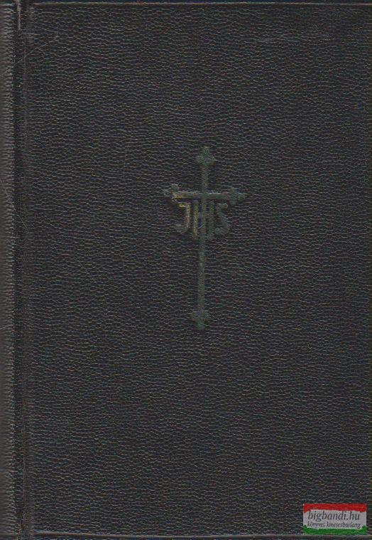Misekönyv - A vasárnapi és ünnepnapi szentmisék szövegével