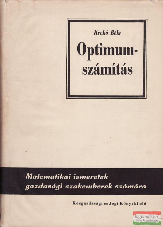 Optimumszámítás