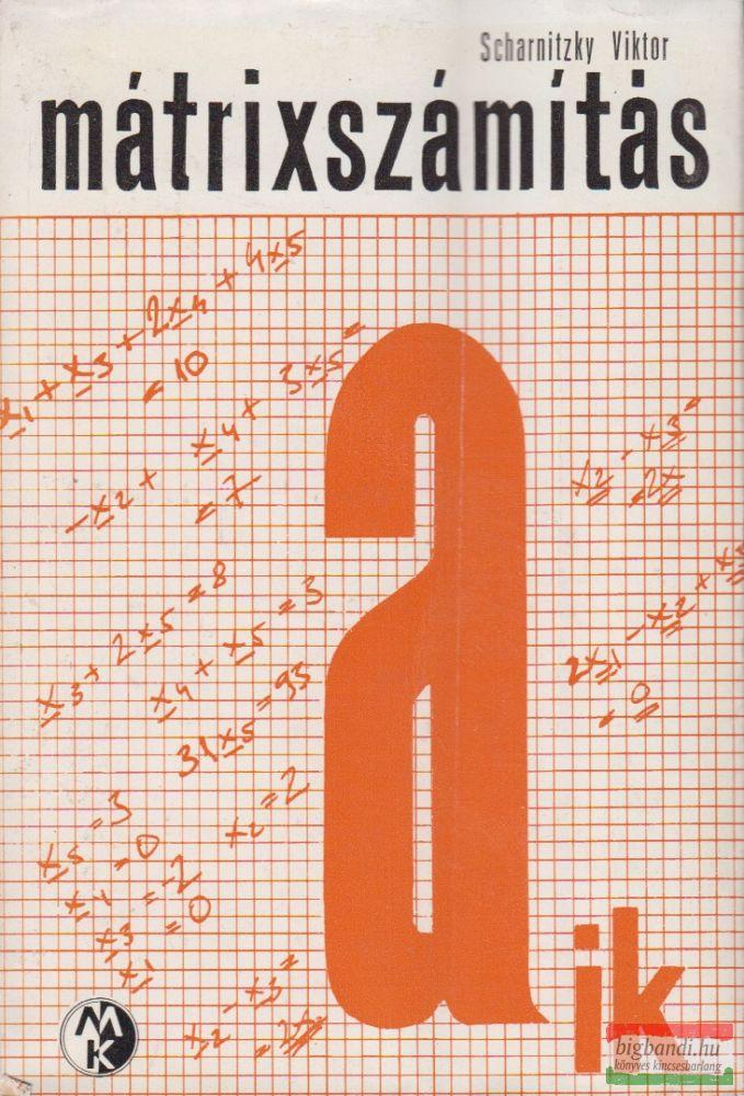 Matrixszámítás