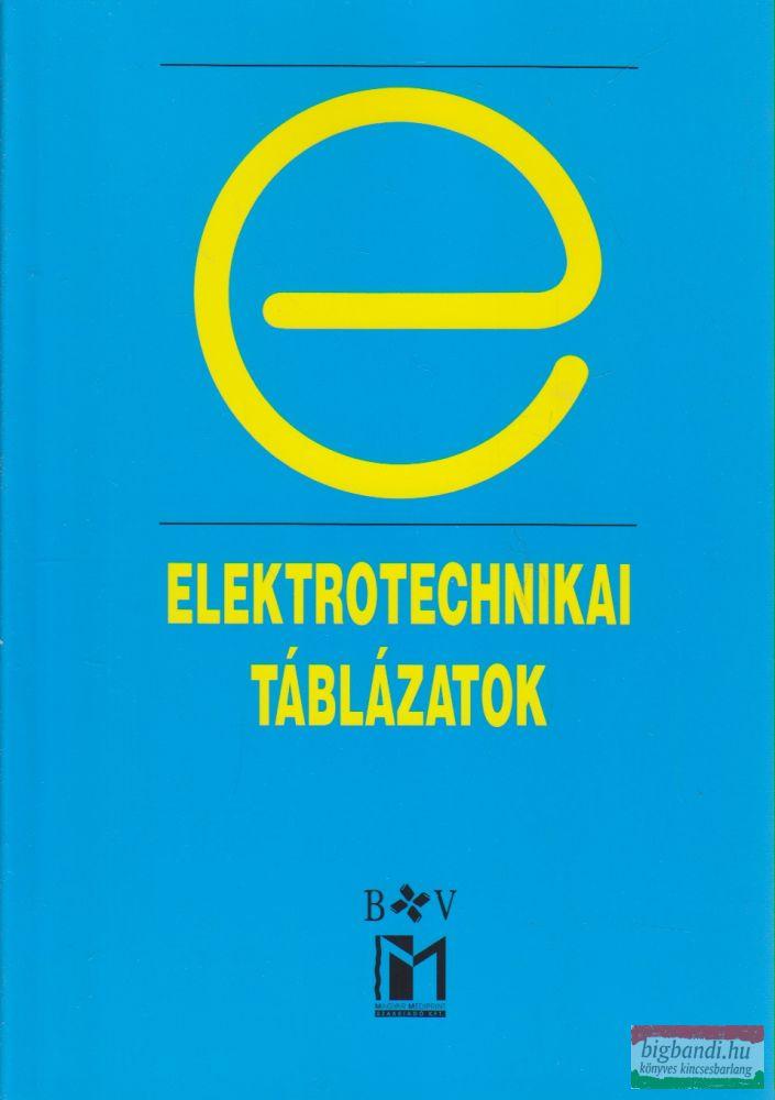 Klaus Beuth, Eugen Huber - Elektrotechnikai táblázatok