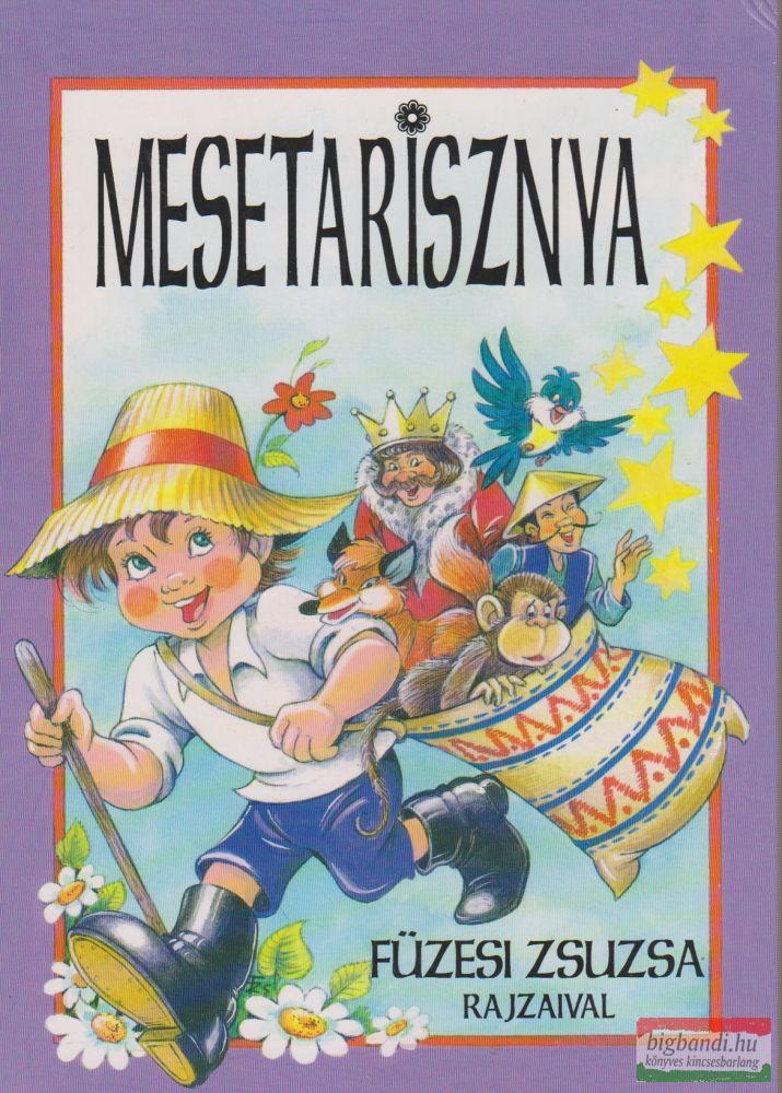 Füzesi Zsuzsa szerk. - Mesetarisznya