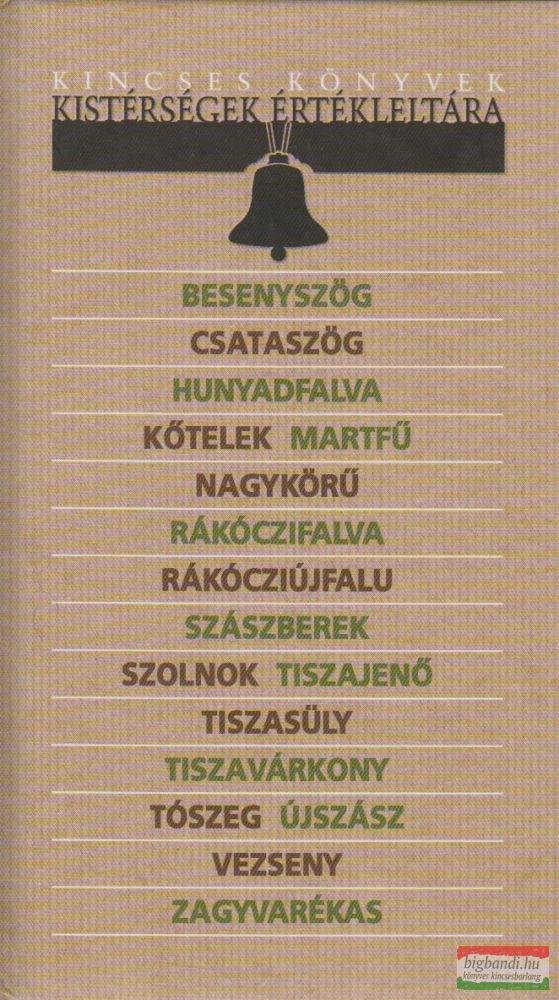 Szolnoki kistérség (4604) - Észak-alföldi régió