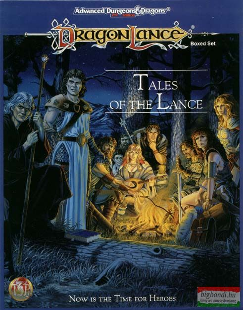 Harold Johnson- John Terra - Tales of the Lance (AD&D 2nd Edition: Dragonlance ) [BOX SET]