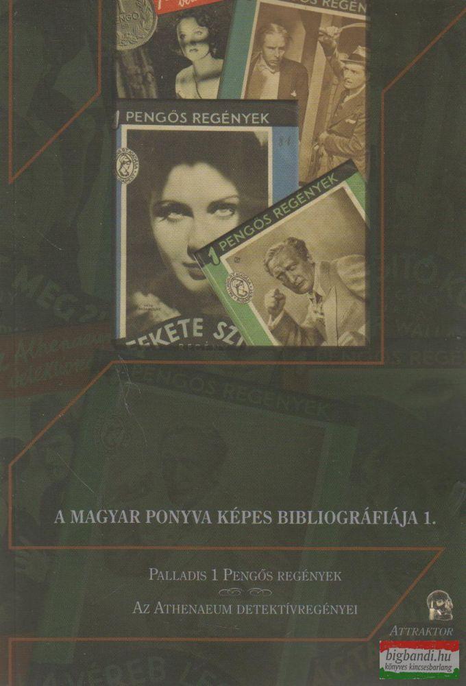 A magyar ponyva képes bibliográfiája 1.