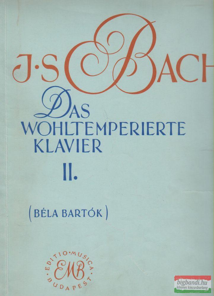 Bach - Das Wohltemperierte Klavier II.