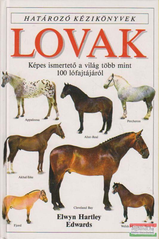 Elwyn Hartley Edwards - Lovak - Határozó kézikönyvek