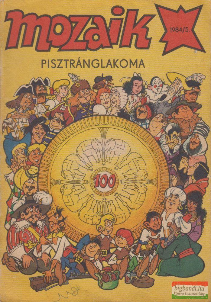 Mozaik 1984/5.