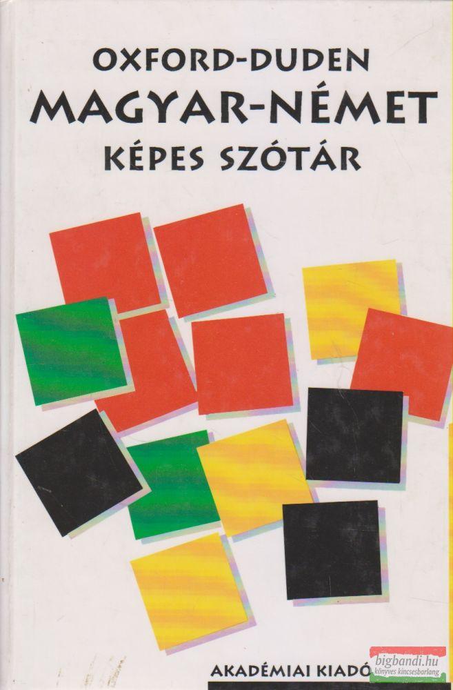 Magyar-német képes szótár