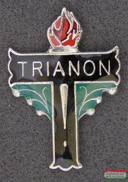 Kitűző - Trianoni kereszt