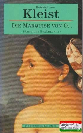 Die Marquise von O...(Samtliche Erzahlungen)