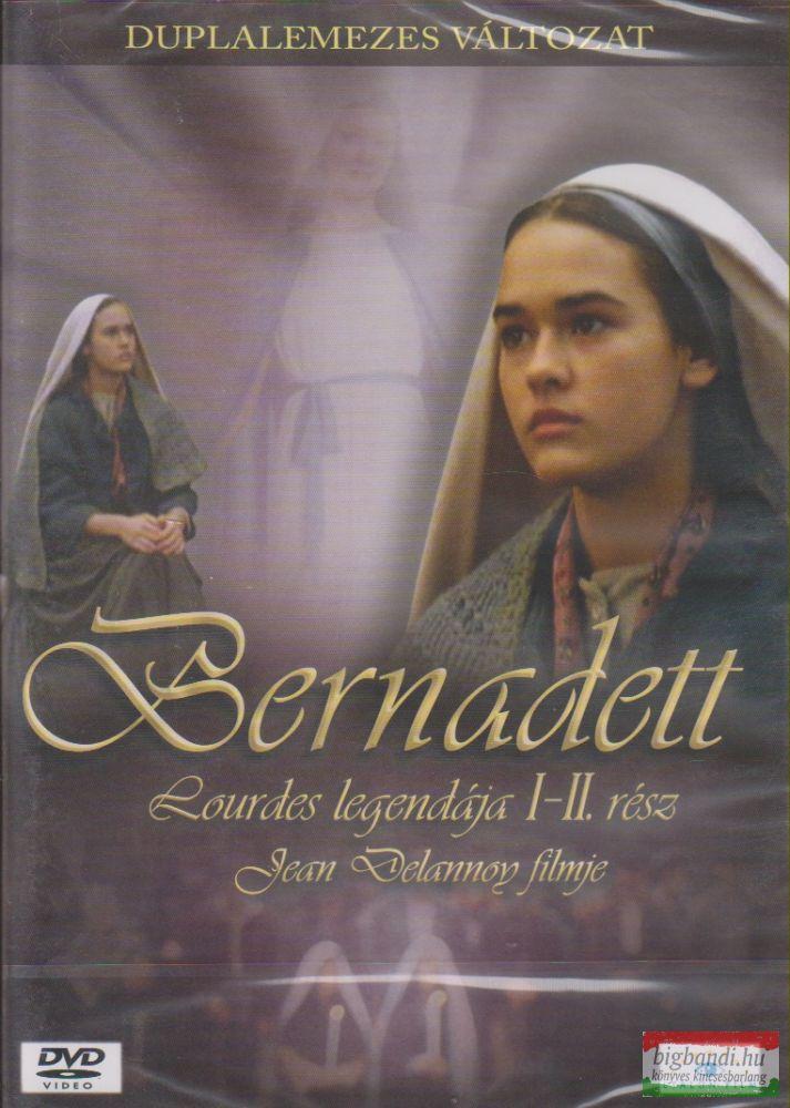 Bernadett - Lourdes legendája I-II. rész