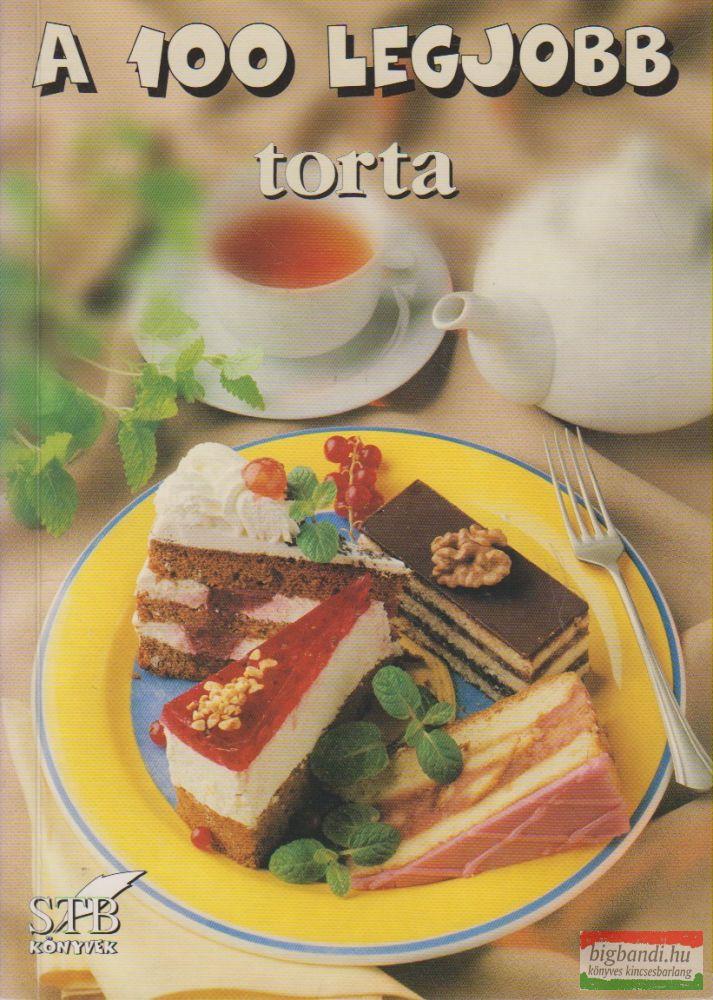 A 100 legjobb torta 36. kötet