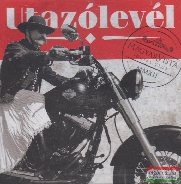 MAGYARVISTA SOCIAL CLUB - UTAZÓLEVÉL